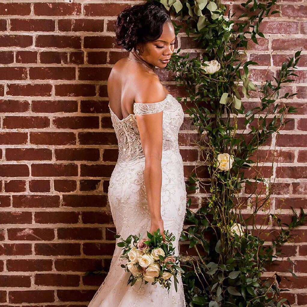 Photo of Crystal Bridal Boutique real bride